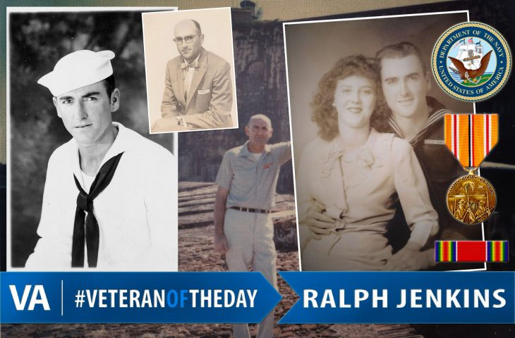 Ralph Jenkins - Veteran of the Day
