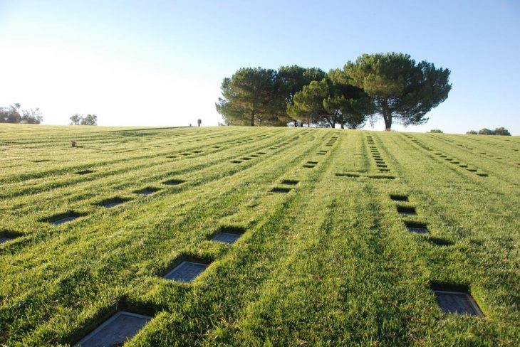 image of Riverside National Cemetery in Riverside, CA