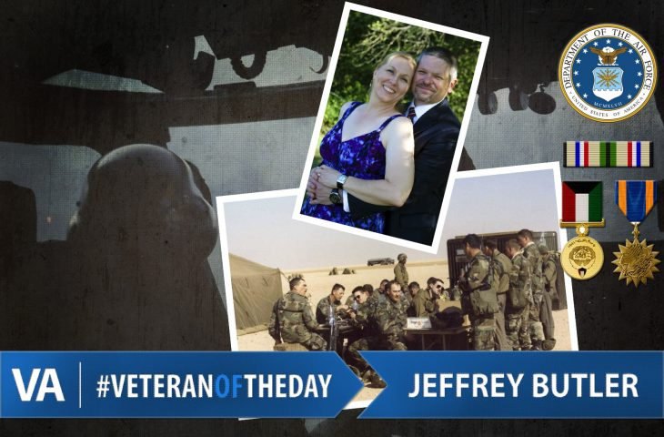 Veteran of the Day Jeffrey Butler
