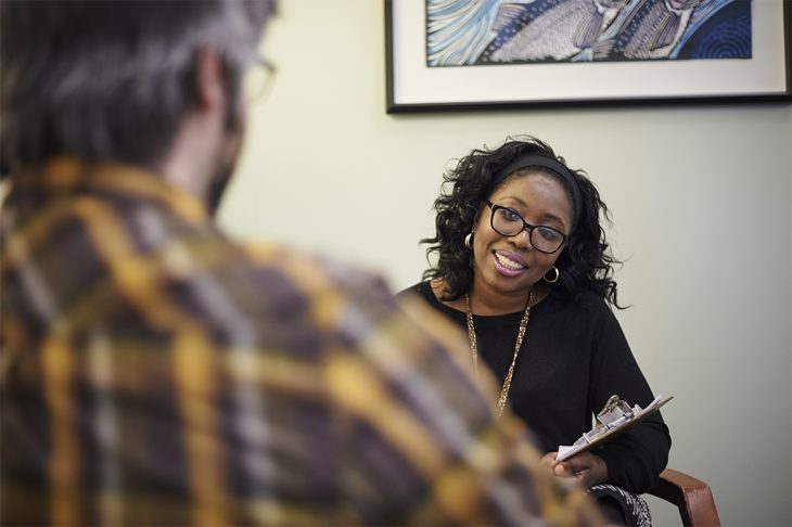 At VA, Veterans have access to many personalized treatment options.