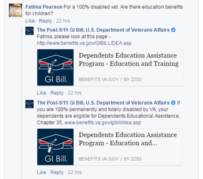ICYMI: #ExploreVA Facebook Chat on education and employment