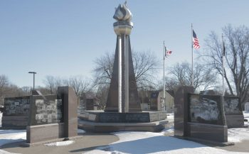 Sioux Center Area Veterans Memorial
