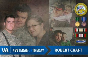 Robert Craft - Veteran of the Day