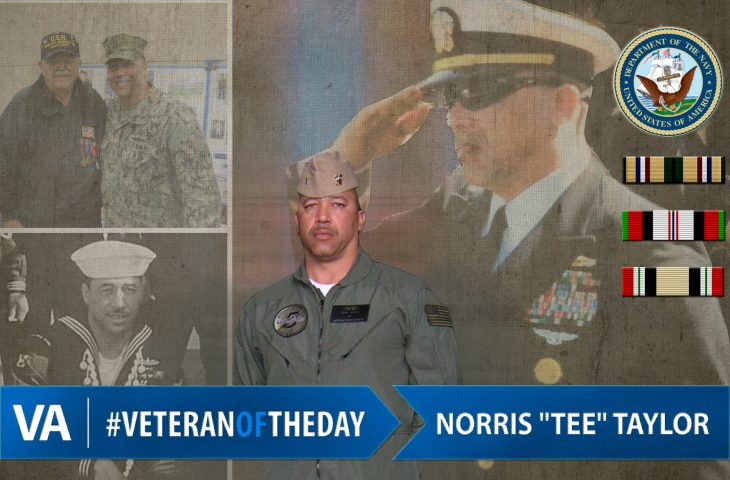 Veteran of the Day Norris Taylor