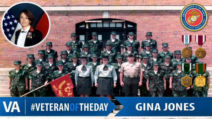 Gina Marie Jones - Veteran of the Day