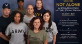 Image of Sexual Assault Awareness Month (SAAM) poster