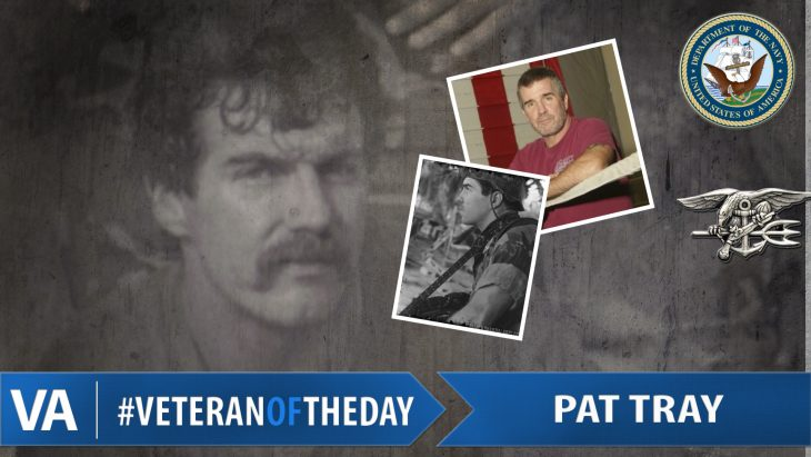 Pat Tray - Veteran of the Day