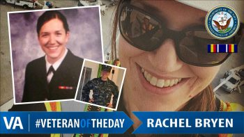 Veteran of the Day Rachel Bryen