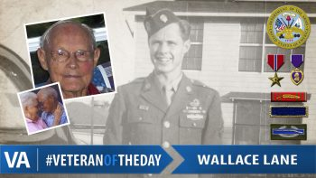 Wallace E. Lane - Veteran of the Day