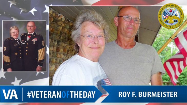 Veteran of the Day Roy Burmeister