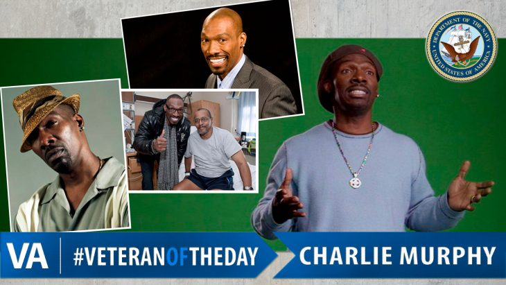 Charlie Murphy - Veteran of the Day