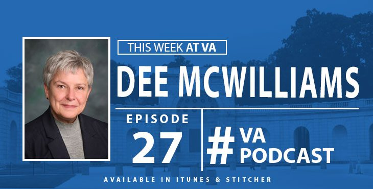 [Podcast] #27: Dee McWilliams – Army Veteran, President WIMSA