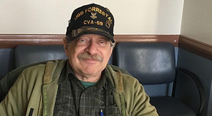 Veteran committed to advocacy for equal rights