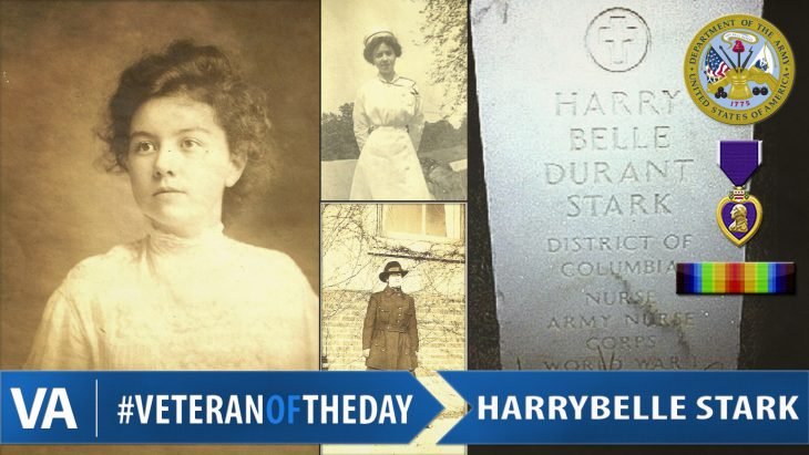 Harrybelle Stark - Veteran of the Day