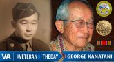 Veteran of the Day George Kanatani