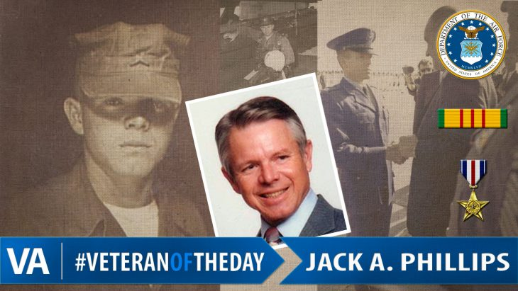 #VeteranOfTheDay Jack A. Phillips