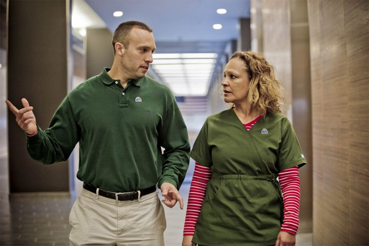 Social Workers deliver personalized care at VA.