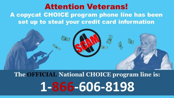 Veterans Choice Program imposter