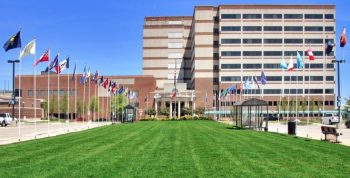 Image: The Dayton, Ohio VAMC.