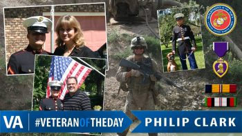 Philip Clark - Veteran Of The Day