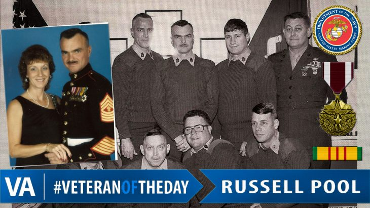 Russell Pool - Veteran of the Day