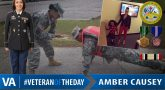 Amber Causey - Veteran of the Day