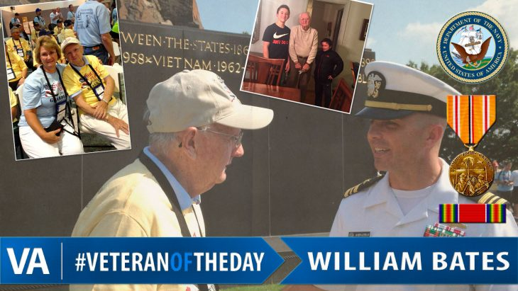 Bill Bates - Veteran of the Day