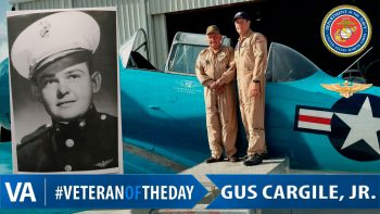 Gus Cargile Jr - Veteran of the Day