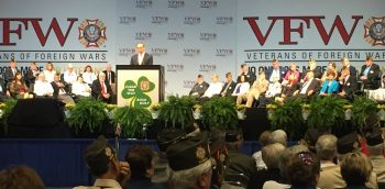 Sec Shulkin speaks to VFW