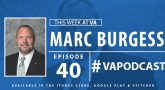 Marc Burgess - This Week at VA