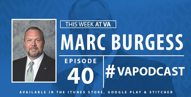 [Podcast] #40: Marc Burgess – Navy Veteran, DAV National Adjutant