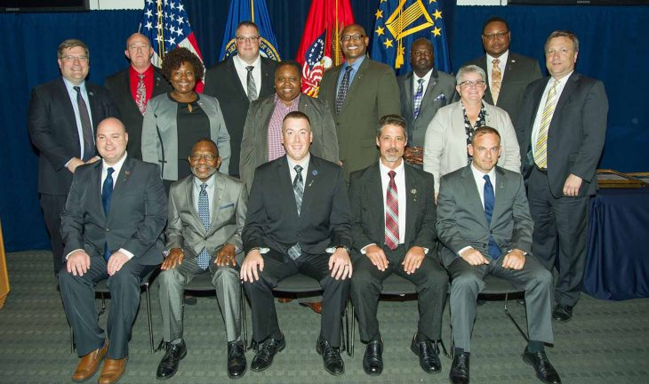 IMAGE: National Cemetery Administration welcomed 13 graduates of the Cemetery Director Intern Class of 2017. This year's graduates accepted assignments to cemeteries throughout the country, following a year of classroom and hands-on training at the National Training Center in St. Louis, Missouri.