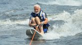 """Disabled Veterans find New England summer sports clinic """"Invigorating!"""""""