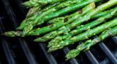 Image of asparagus on a grill