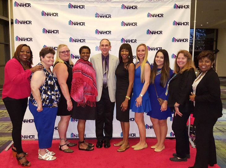 Nurse Recruiters at 43rd annual NAHCR conference