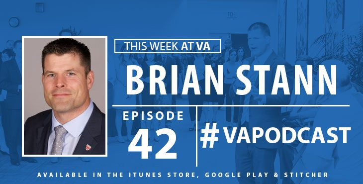 Brian Stann - This Week at VA