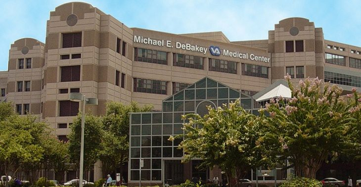 Image of the DeBakey Medical Center