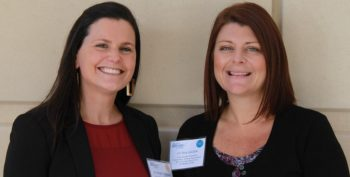 Image: Dr. Bridgett Matarazzo and Dr. Amy LaClaire Horrex