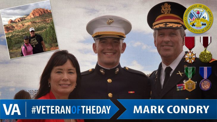 Mark Condry - Veteran of the Day
