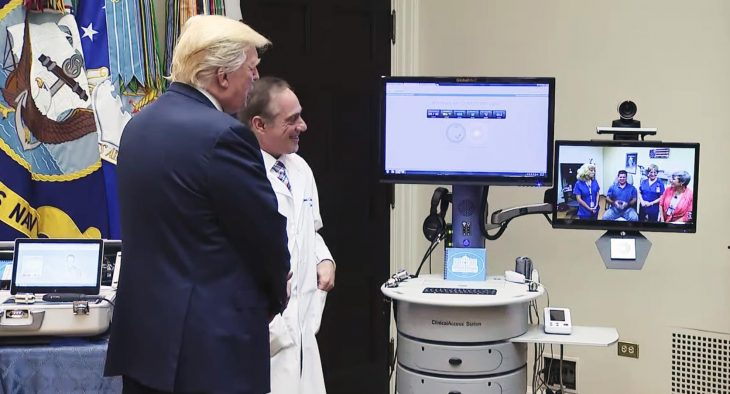 White House Telehealth Announcement
