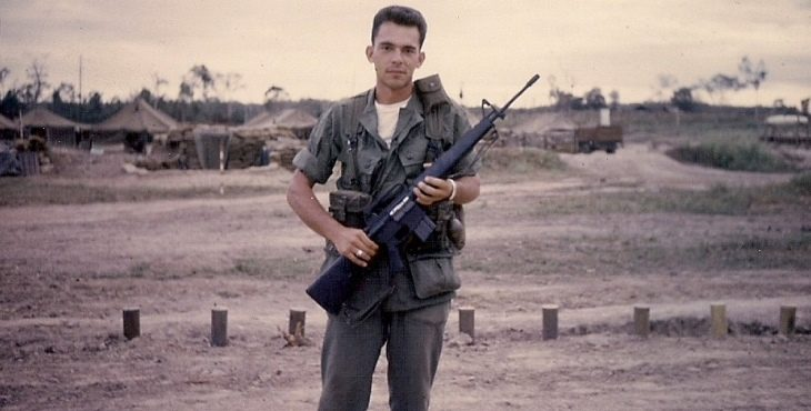 Veteran's legacy: Vietnam Vet honors two soldiers who fell in Phu Loi Provence