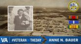 Anne N. Bauer - Veteran of the Day