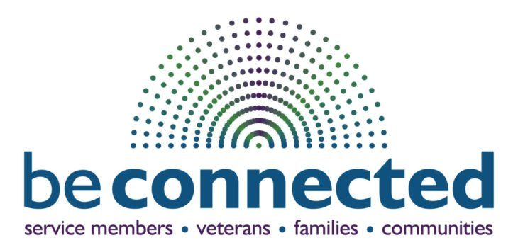 IMAGE: Be Connected logo
