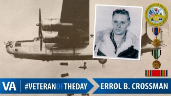 Errol B. Crossman - Veteran of the Day