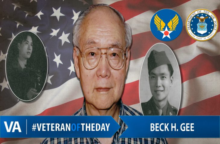 #VeteranOfTheDay Beck H. Gee