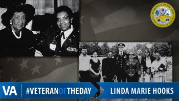 Linda Marie Hooks - Veteran of the Day