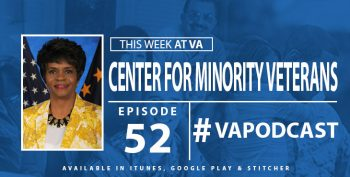 Center for Minority Veterans - This Week at VA