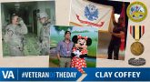 Clay Coffey - Veteran of the Day