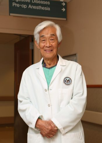 Dr. Kim practiced as an anesthesiologist