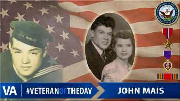 John Mais - Veteran of the Day